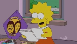 'Lisa Simpson, This Isn't Your Life' - obrázek