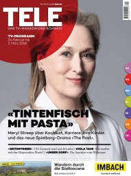 TELE (February, 2018, #9, Switzerland)