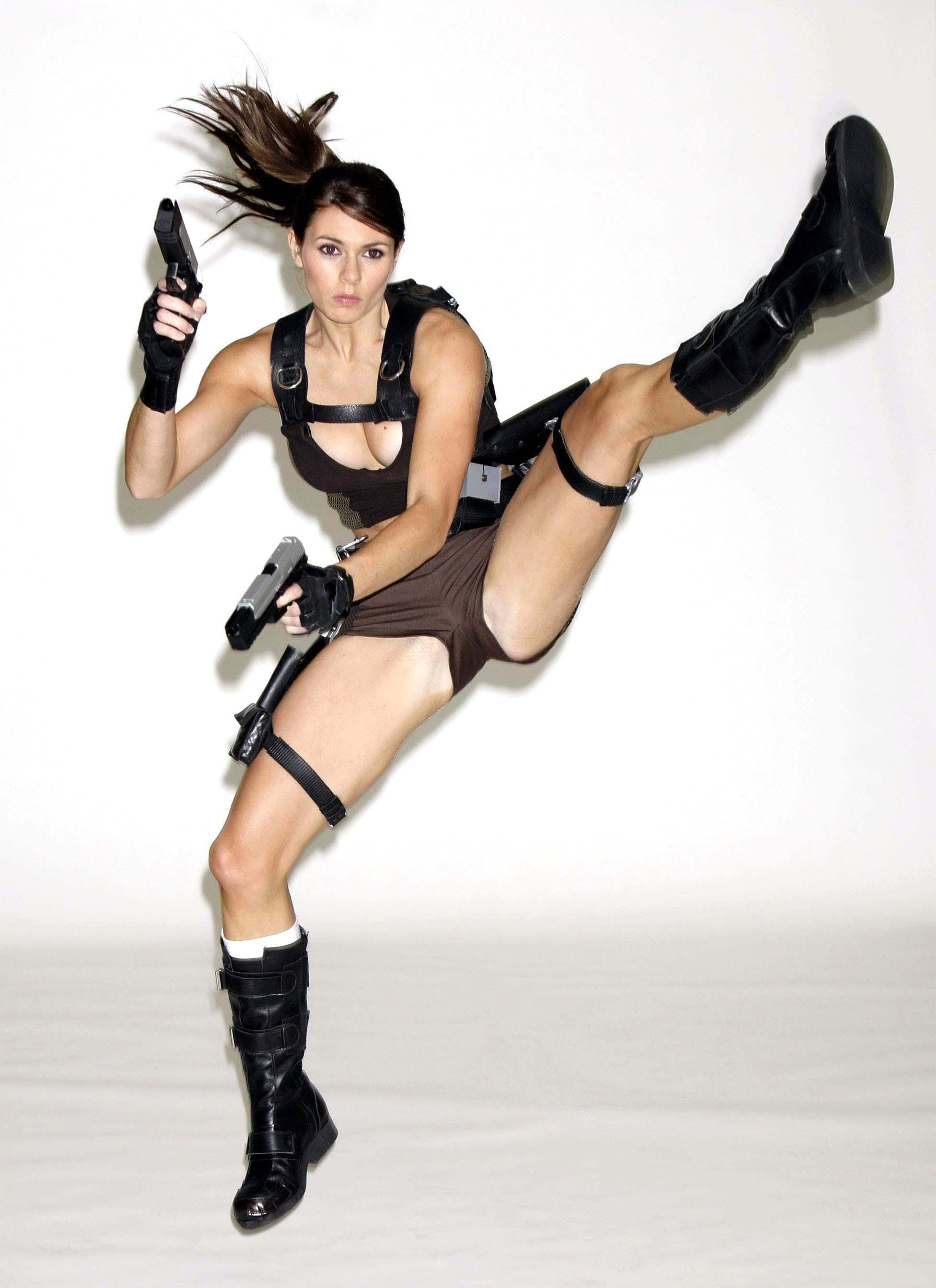Carroll tomb raider alison