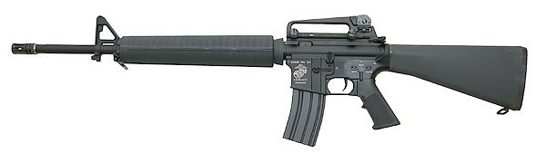 G&P Colt M16 A3 Rifle