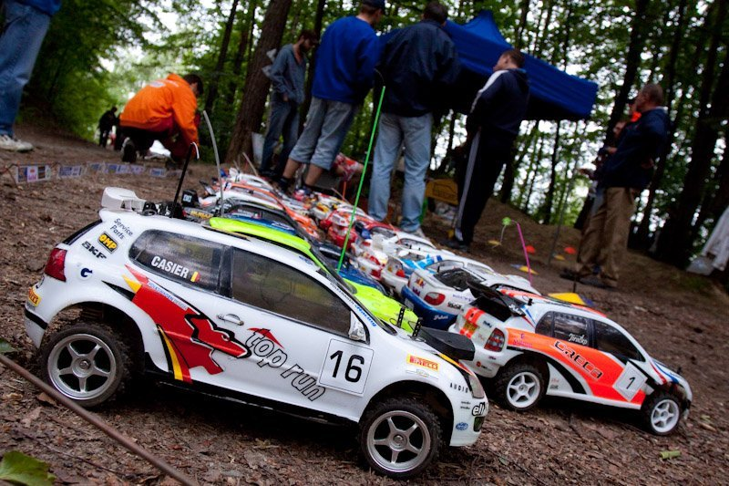 Forest Rally 2009