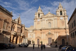 Mdina - Cathedral