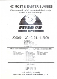 Autumn cup - MOST