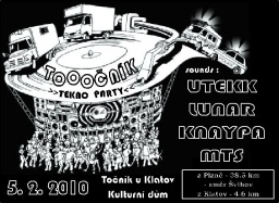 Tooočník tekno party