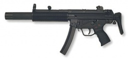 Mp5 sd3 elektrika (aeg) od firmy ICS