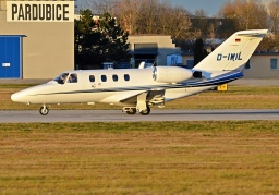 Cessna 525  Wolters  D-IWIL