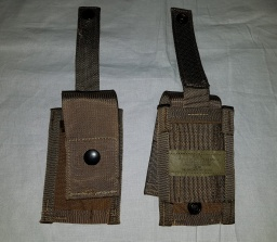 5x Coyote 40mm Single High Explosive Pouch – nové = 100Kč/ks