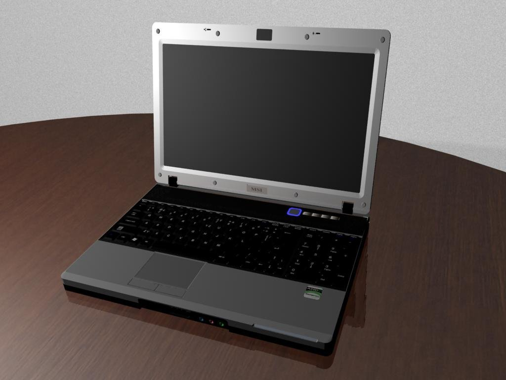 dinsba / NOTEBOOK - 3ds max