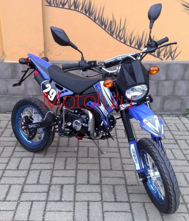Pitbike - Orion 50ccm Super motard
