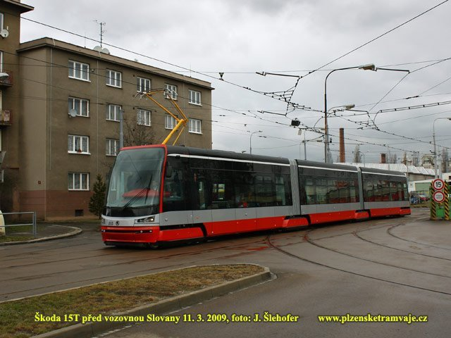 ŠKODA 15T FOR CITY