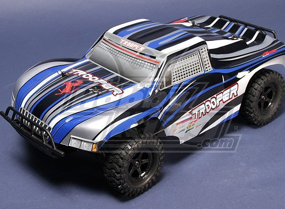 Brushless 4WD Short Course Truck