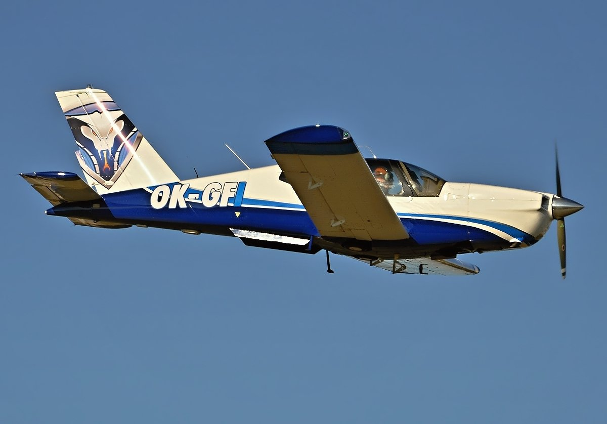 Socata TB20   Private  OK-GFI